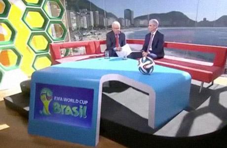 SBS – World Cup Show, Rio de Janeiro 2014