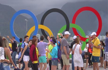 Omega Rio Olympics 2016